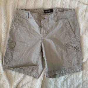Eddie Bauer Tan Shorts